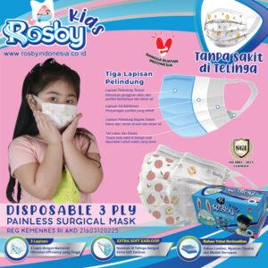 Masker untuk anak